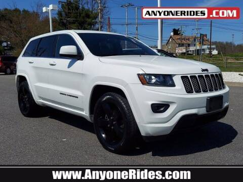 2015 Jeep Grand Cherokee for sale at ANYONERIDES.COM in Kingsville MD