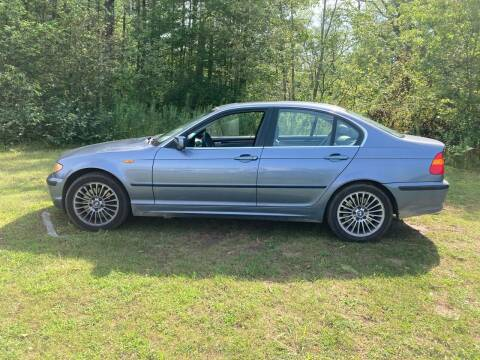 2003 BMW 3 Series for sale at Expressway Auto Auction in Howard City MI
