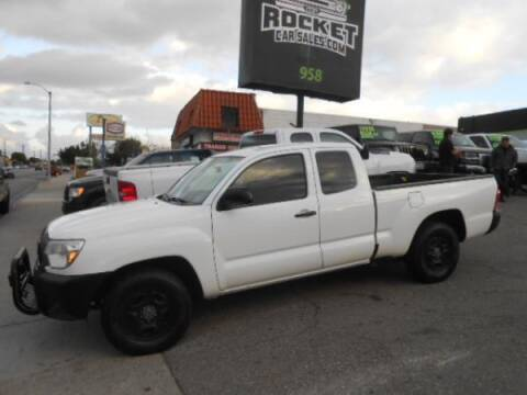 2015 Toyota Tacoma for sale at Rocket Car sales in Covina CA
