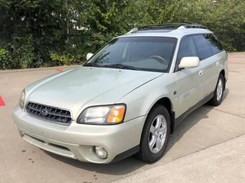 2004 Subaru Outback for sale at South Tacoma Motors Inc in Tacoma WA
