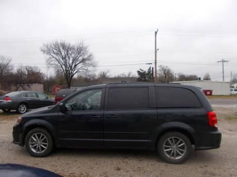 2014 Dodge Grand Caravan for sale at Ollison Used Cars in Sedalia MO