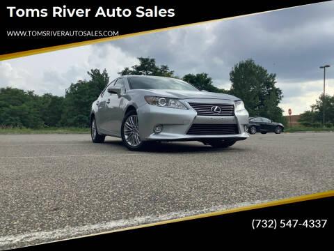 2015 Lexus ES 350 for sale at Toms River Auto Sales in Toms River NJ