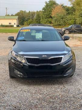 2013 Kia Optima for sale at Wallers Auto Sales LLC in Dover OH
