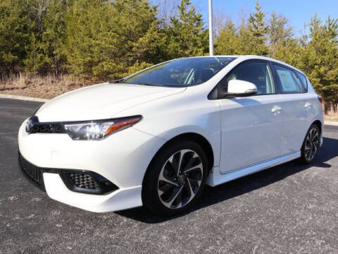 2018 Toyota Corolla iM for sale at RUSTY WALLACE KIA OF KNOXVILLE in Knoxville TN