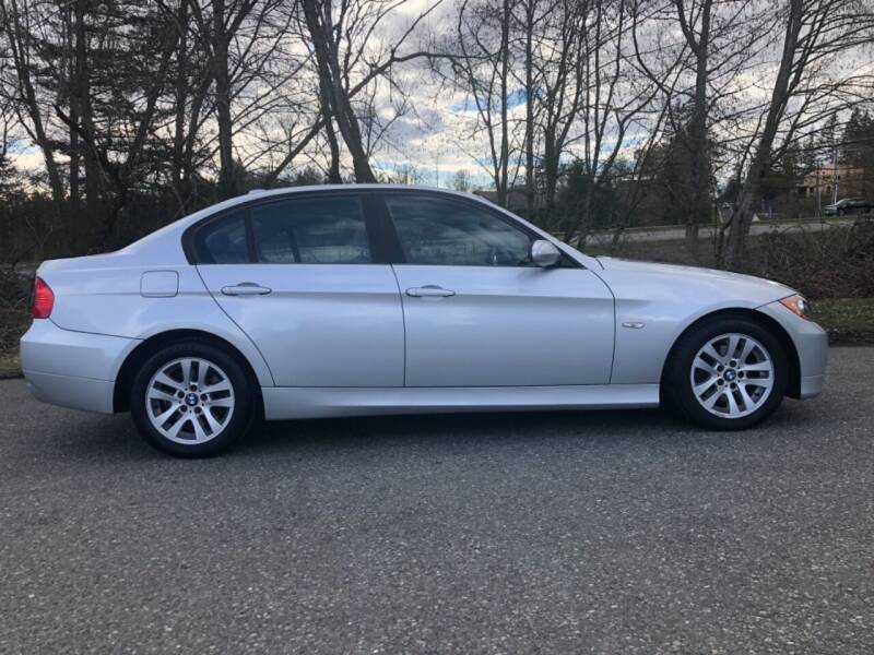 2007 BMW 3 Series for sale at Grandview Motors Inc. in Gig Harbor WA