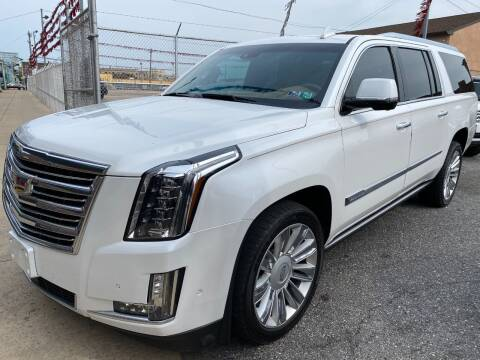 2017 Cadillac Escalade ESV for sale at The PA Kar Store Inc in Philladelphia PA