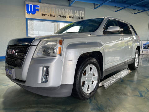 2013 GMC Terrain for sale at Wes Financial Auto in Dearborn Heights MI
