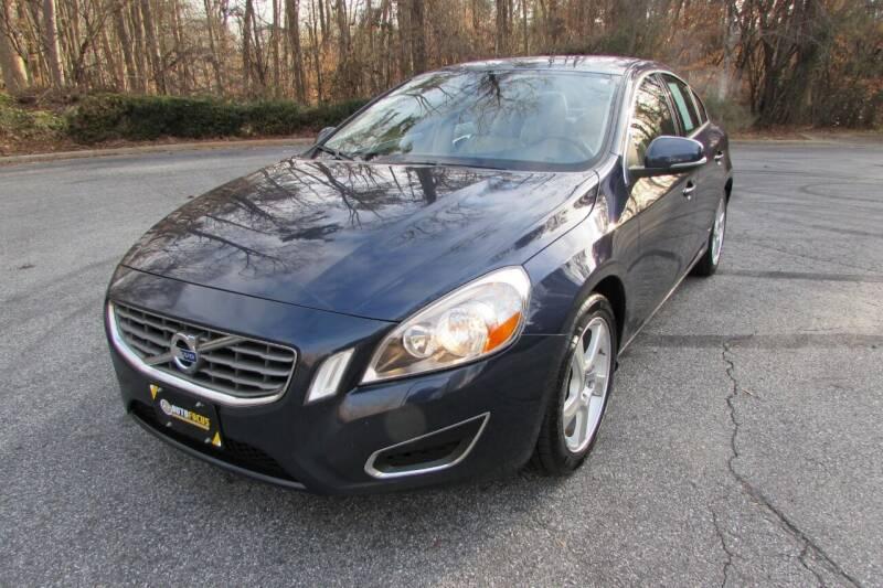 2013 Volvo S60 for sale at AUTO FOCUS in Greensboro NC