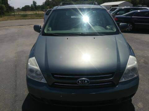 2006 Kia Sedona for sale at Marvelous Motors in Garden City ID