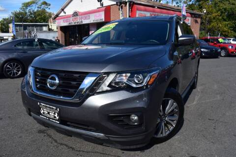 2020 Nissan Pathfinder for sale at Foreign Auto Imports in Irvington NJ