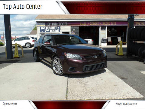 2011 Scion tC for sale at Top Auto Center in Quakertown PA