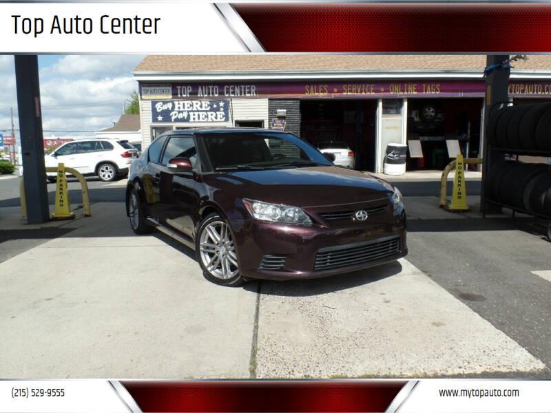 2011 Scion tC for sale at Top Auto Center in Quakertown PA