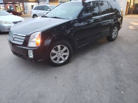 2008 Cadillac SRX for sale at DFW AUTO FINANCING LLC in Dallas TX