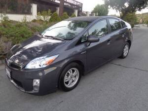 2011 Toyota Prius for sale at Inspec Auto in San Jose CA