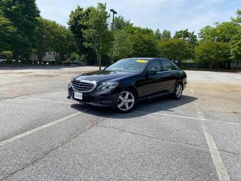 2014 Mercedes-Benz E-Class for sale at Uniworld Auto Sales LLC. in Greensboro NC