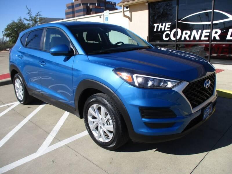 2019 Hyundai Tucson for sale at Cornerlot.net in Bryan TX