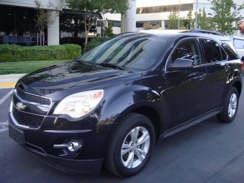 2012 Chevrolet Equinox for sale at UTU Auto Sales in Sacramento CA