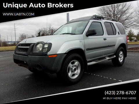 2003 Nissan Xterra for sale at Unique Auto Brokers in Kingsport TN