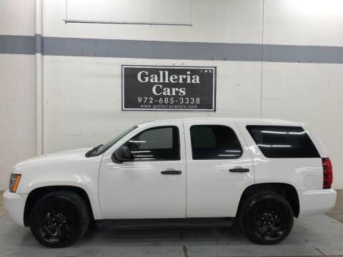2010 Chevrolet Tahoe for sale at Galleria Cars in Dallas TX