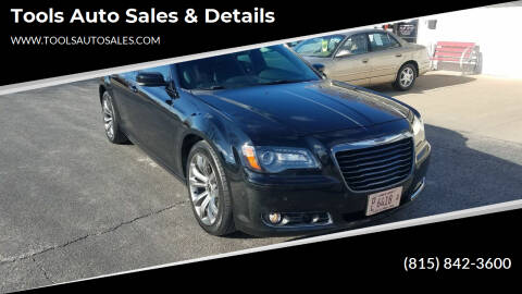 2014 Chrysler 300 for sale at Tools Auto Sales & Details in Pontiac IL
