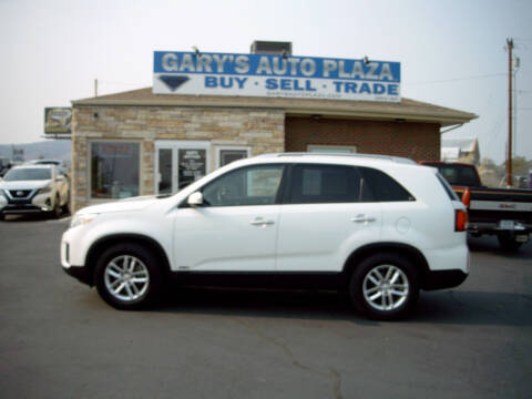 2015 Kia Sorento for sale at GARY'S AUTO PLAZA in Helena MT