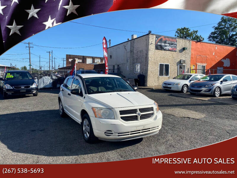 2007 Dodge Caliber for sale at Impressive Auto Sales in Philadelphia PA