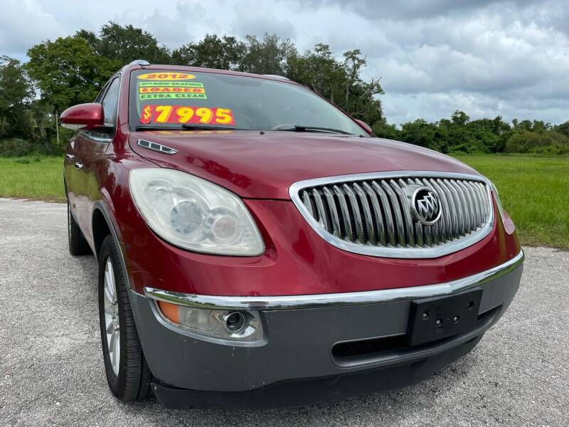 2012 Buick Enclave for sale at Auto Export Pro Inc. in Orlando FL