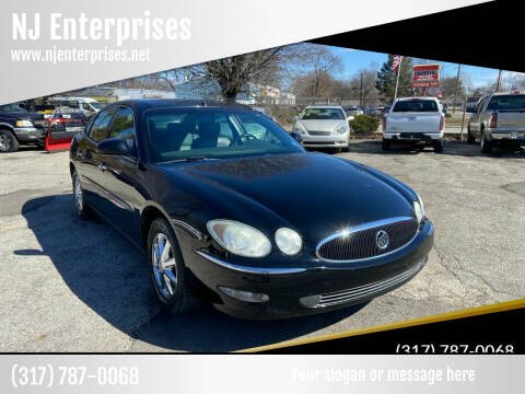 2005 Buick LaCrosse for sale at NJ Enterprises in Indianapolis IN