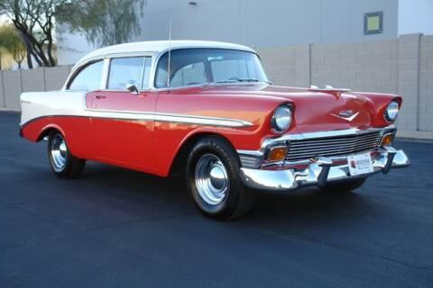 1956 Chevrolet Bel Air for sale at Arizona Classic Car Sales in Phoenix AZ