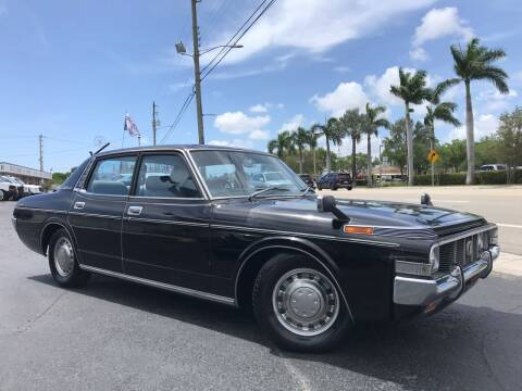 1973 Toyota CROWN for sale at Kaler Auto Sales in Wilton Manors FL