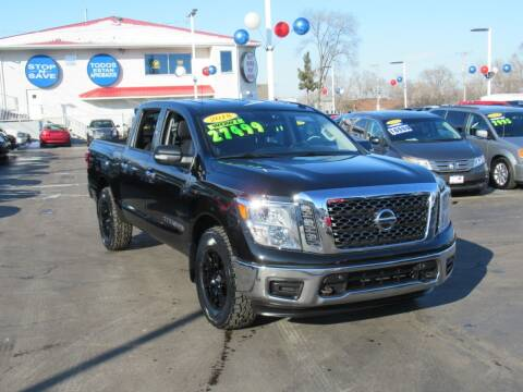 2018 Nissan Titan for sale at Auto Land Inc in Crest Hill IL