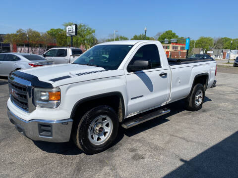 2014 GMC Sierra 1500 for sale at BWK of Columbia in Columbia SC