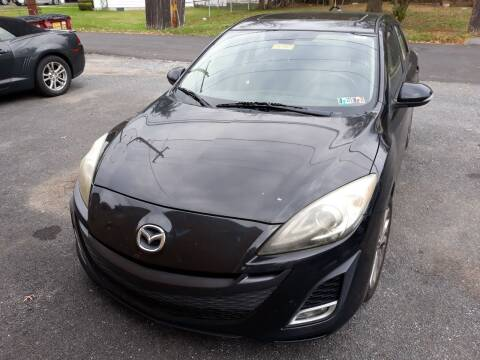 2010 Mazda MAZDA3 for sale at GALANTE AUTO SALES LLC in Aston PA