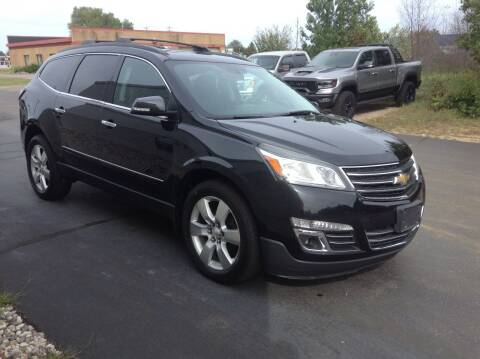 2013 Chevrolet Traverse for sale at Bruns & Sons Auto in Plover WI