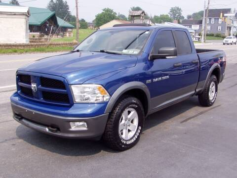 2011 RAM Ram Pickup 1500 for sale at The Autobahn Auto Sales & Service Inc. in Johnstown PA