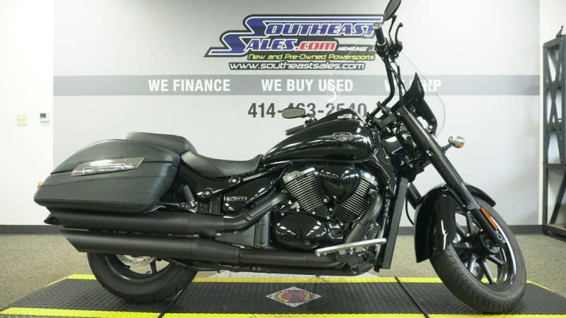 2013 Suzuki Boulevard  for sale at Southeast Sales Powersports in Milwaukee WI