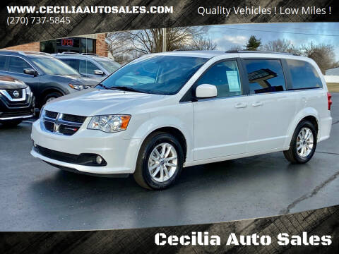 2020 Dodge Grand Caravan for sale at Cecilia Auto Sales in Elizabethtown KY