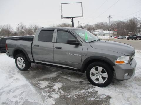 2012 RAM Ram Pickup 1500 for sale at Schrader - Used Cars in Mt Pleasant IA