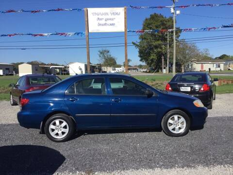 2007 Toyota Corolla for sale at Affordable Autos II in Houma LA
