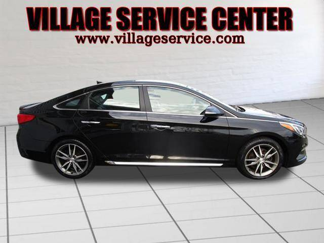 2015 Hyundai Sonata for sale at VILLAGE SERVICE CENTER in Penns Creek PA