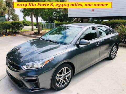 2019 Kia Forte for sale at SIMON & DAVID AUTO SALE in Port Charlotte FL