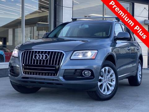 2016 Audi Q5 for sale at Carmel Motors in Indianapolis IN