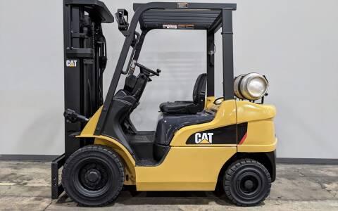 2010 Caterpillar P5000