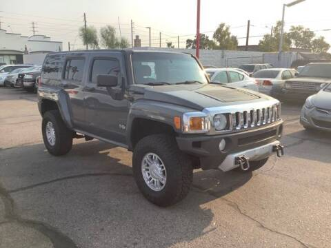 2009 HUMMER H3 for sale at ALMOST NEW AUTO RENTALS & SALES in Mesa AZ