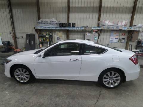2008 Honda Accord for sale at Alpha Auto - Mitchell in Mitchel SD