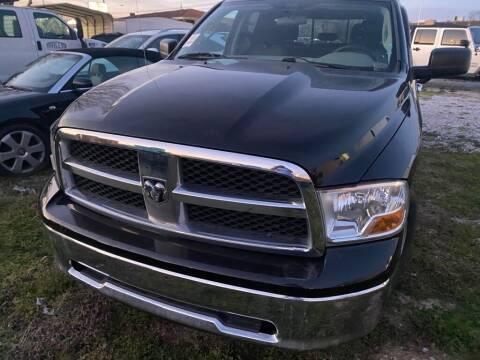2012 RAM Ram Pickup 1500 for sale at Z Motors in Chattanooga TN