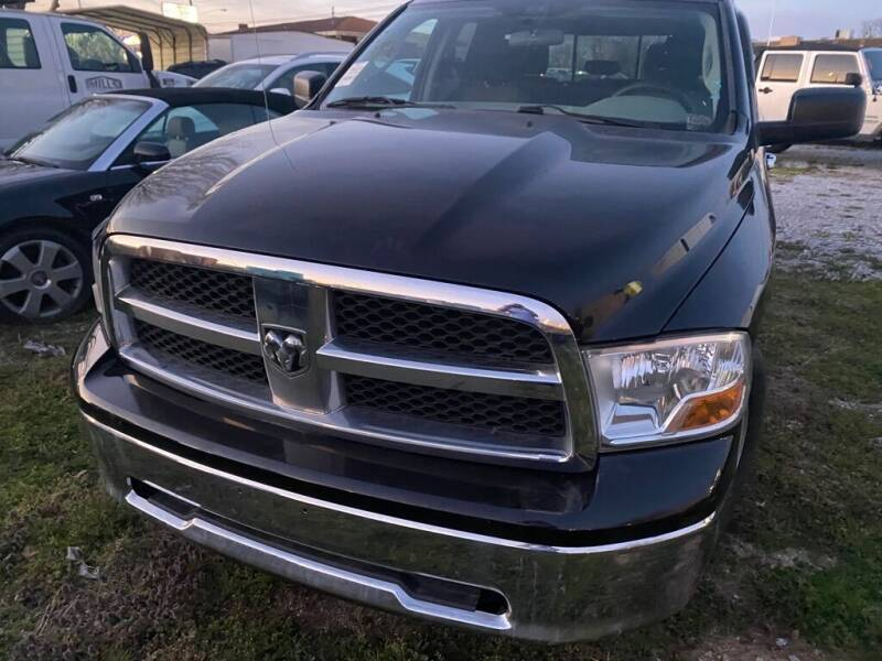 2012 RAM Ram Pickup 1500 for sale at Z Motors in Chattanooga TN