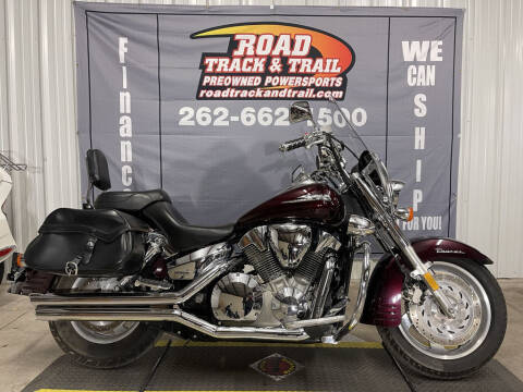 2009 Honda VTX1300 T for sale at Road Track and Trail in Big Bend WI
