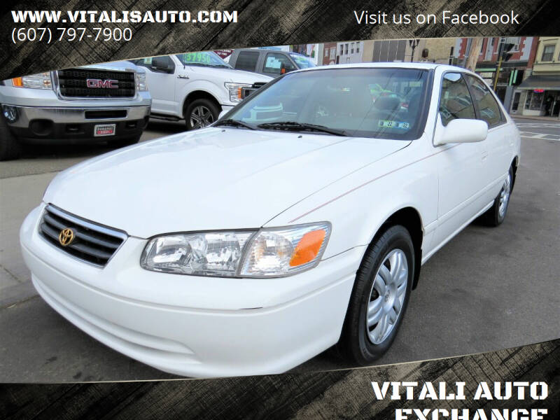 2000 Toyota Camry for sale at VITALI AUTO EXCHANGE in Johnson City NY