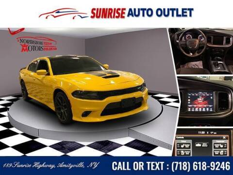 2017 Dodge Charger for sale at Sunrise Auto Outlet in Amityville NY